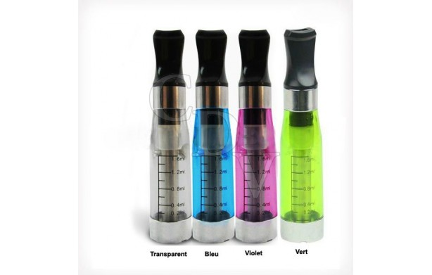 Clearomizer CE4 mèches courtes