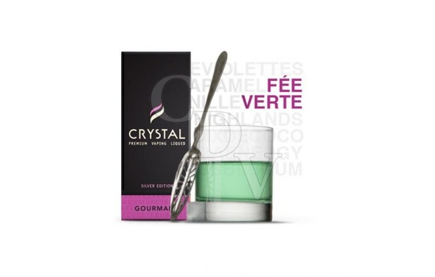 Crystal Fée Verte 10 ml