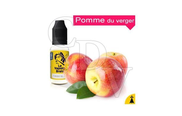 Pomme du Verger By LVB DLUO courte