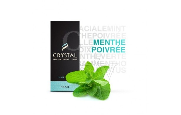 Crystal Menthe Poivrée 10 ml