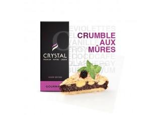 E-Liquide Crumble aux mures - 30 ml
