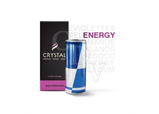 E-Liquide Crystal Energy - 30 ml
