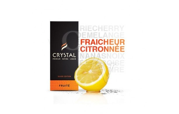Crystal Fraicheur Citronnée 30 ml