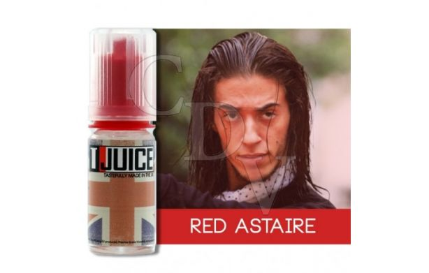 Red Astaire by T-Juice DLUO courte