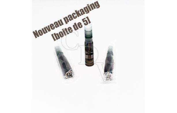 Clearomiseur 808 3.0 ohm (boite de 5)