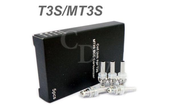 Résistance Kanger T3 S / MT3S (pack de 5)