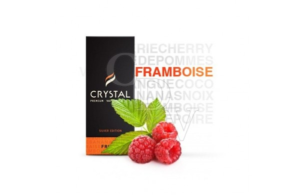 Crystal Framboise 30 ml DLUO courte