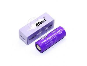 Accu Efest Purple 18500
