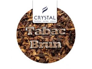 Crystal Tabac Brun 10 ml