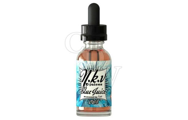 Blue Juice by NKV