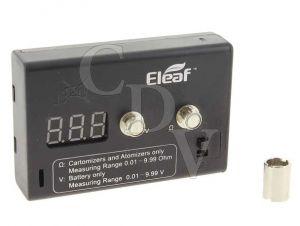 Ohmmètre et voltmètre Eleaf