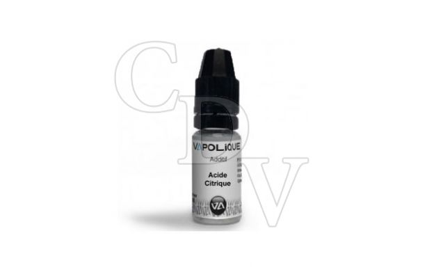 Additif Acide Citrique 10ml