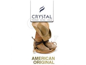Crystal American Original 10 ml Nouvelle version