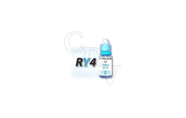 Vapolique Arôme Tabac RY4 10ml