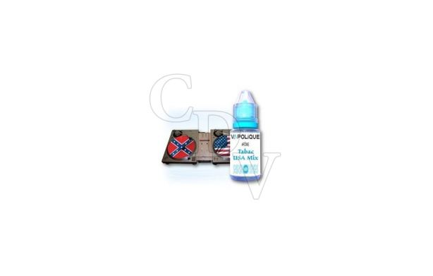Vapolique Arôme Tabac USA MIX 10ml