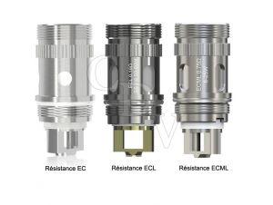 Résistance EC-ECL-ECML Eleaf