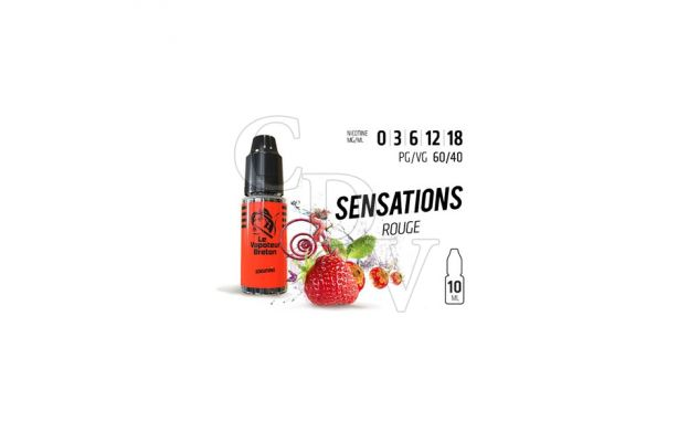 Sensations Rouge by LVB