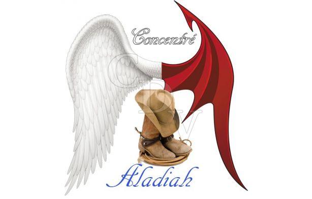 Aladiah concentré - Ange ou Démon