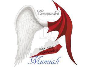 Mumiah concentré - Ange ou Démon