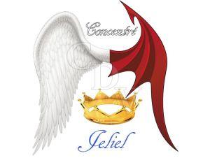 Jeliel concentré - Ange ou Démon