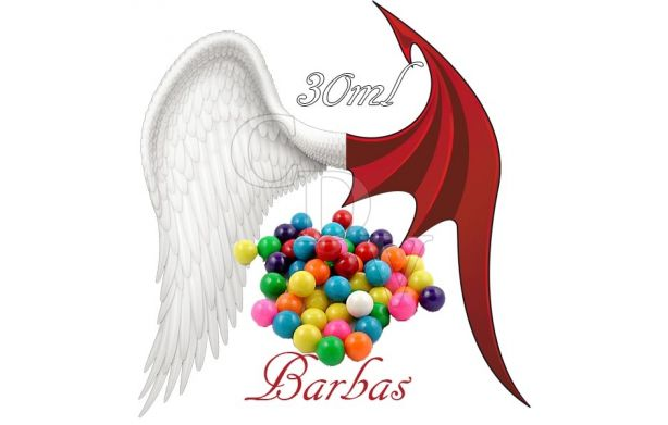 Barbas 30ml de Ange ou Démon