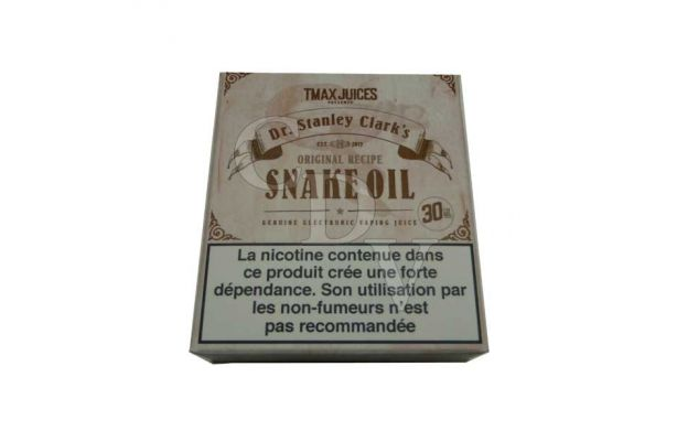 Snake Oil 3x10ml