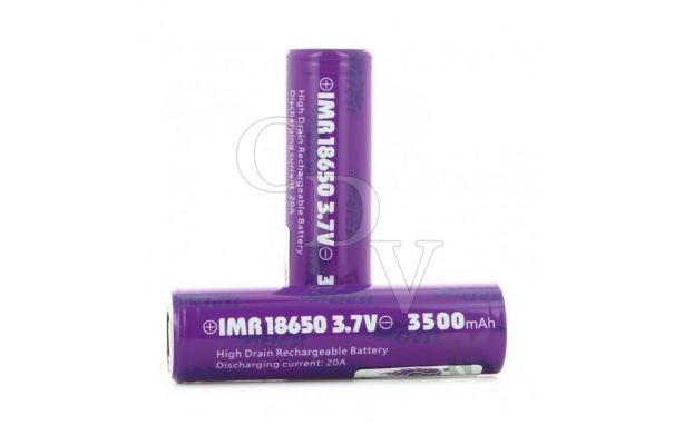 Accu Efest Purple 18650 - 3500 mA
