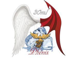 Phénix 30ml de Ange ou Démon