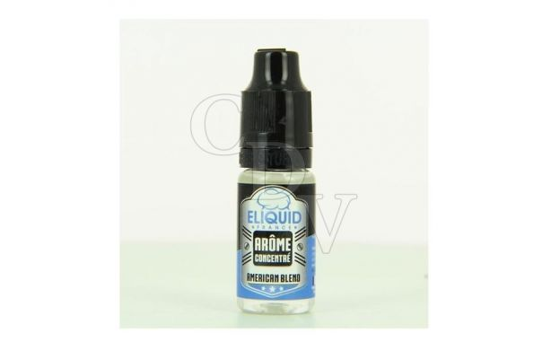Eliquid France Arôme American Blend