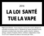Loi Santé 2016 et conséquences pour vos E-Liquides