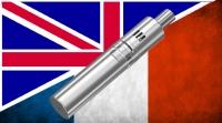 Ecig plébiscitée au Royaume Uni et dénigrée en France... Cherchez l'erreur
